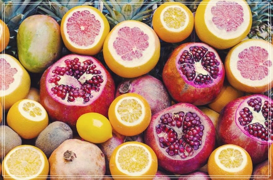 Frutas-Otoño.