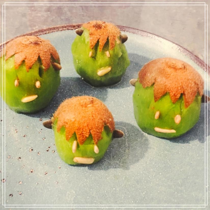 Frankestein-kiwi