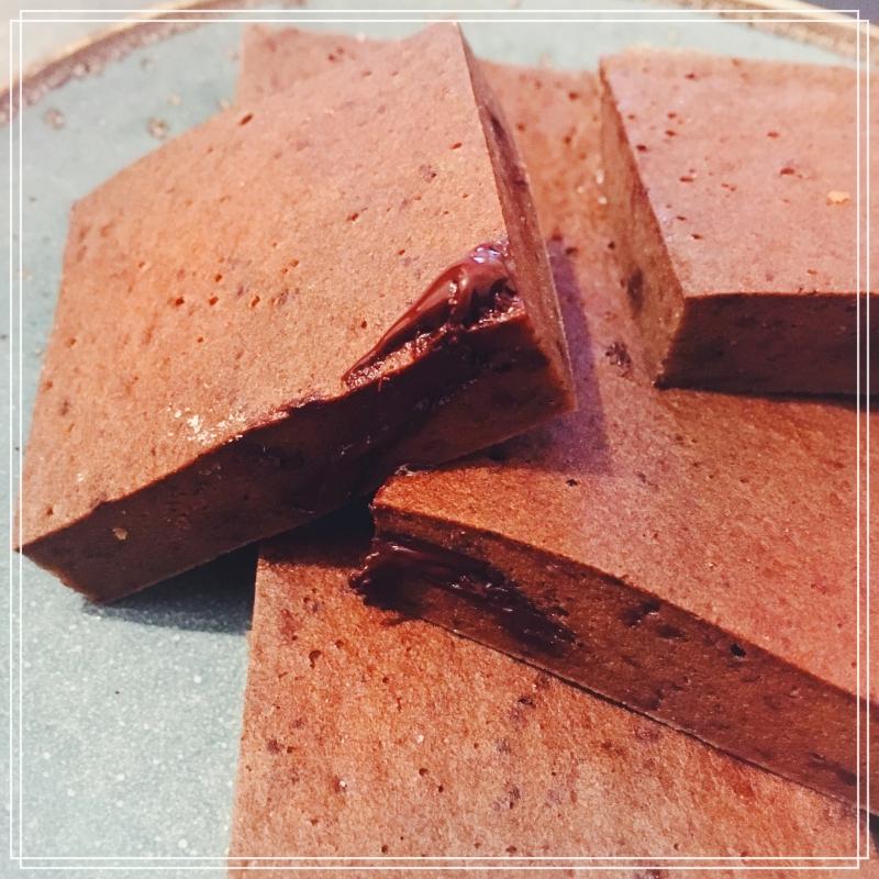 Brownie-saludable